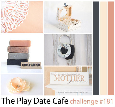 The Play Date Cafe challenge